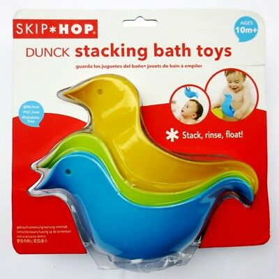 Skip Hop Baby Toddler Kid Child Bath Cup Water Tub Stacking Toy