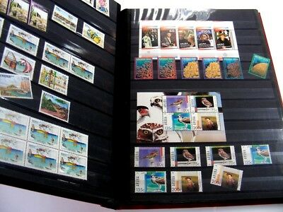 JAMIACA, ARUBA &,  Excellent Stamp Collection in a Stockbook