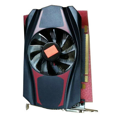 New For ATI Radeon HD 7670 4GB DDR5 128Bit PCI-Express Video Graphics Card GYTH