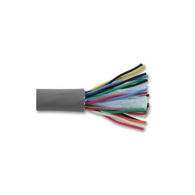 GA252852 5480C SL005 Alpha Wire Cable 24Awg Screened 10 Pair 30.5 Metres