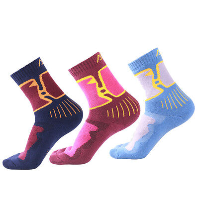 Outdoor Women Quick-Dry Socks Breathable Antibacterial Sport Wool Wholesale
