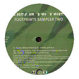 Head To Toe Presents - Footprints (Sampler 2) - Head To Toe - 2005 #246768