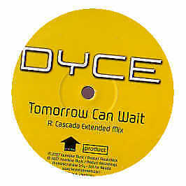 Dyce - Tomorrow Can Wait - Product - 2007 #224404