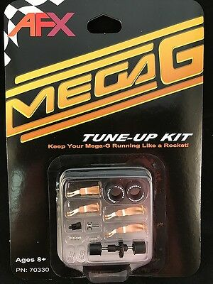 Afx Tune Up Kit For Mega G Slot Cars Tomy