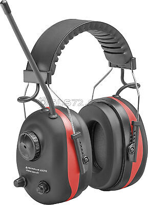 Electronic Ear Defender Protection Muffs Snr 27 Deltaplus Pit Radio 3