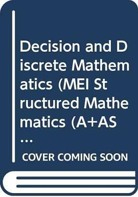 MEI Decision & Discrete Maths (MEI Structured Mat... by Porkess, Roger Paperback