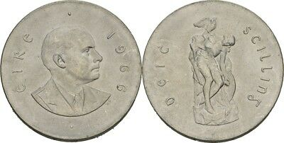 10 Shilling 1966 Irland P. Henry Pearse, Silber #HED85