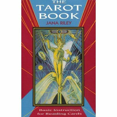 The Tarot Book: Basic Instruction for Reading Cards Jan