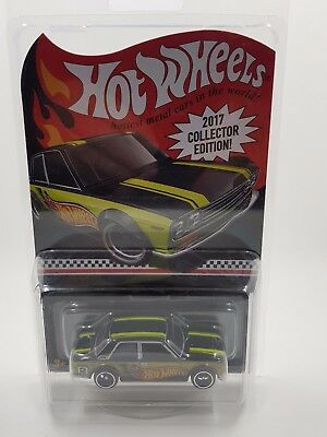 Hot Wheels Mail In Exclusive Datsun Bluebird 510