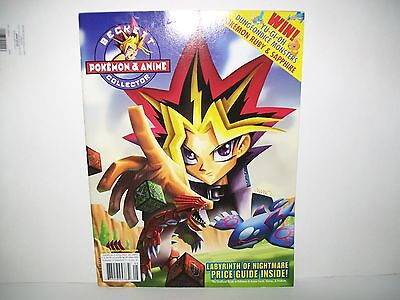 Beckett Pokemon & Anime Collector Guide May 2005 New