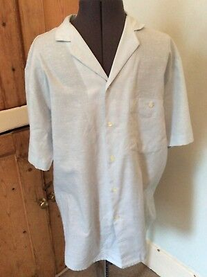 Men's Vintage Retro Short Sleeved Shirt Size M