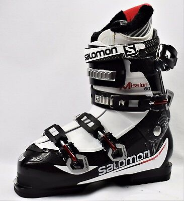 Salomon Mission 60 Men's Ski Boots Brand New Size Uk 9.5 (43)