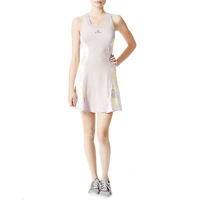 adidas Stella McCartney Womens Barricade Roland Garros Racerback Tennis Dress