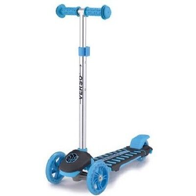 Verso by Kettler Lean-to-Steer Scooter, Blue