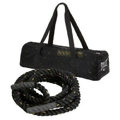 Everlast Battling Ropes (360 in. x 1.5 in.) Includes Nylon Carrying Bag