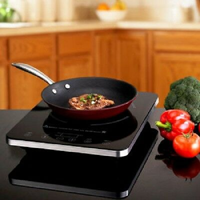 Induction Cooker with Bonus Fry Pan