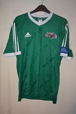 North Toronto Nitros Adidas Green Football Shirt Uk Size Small