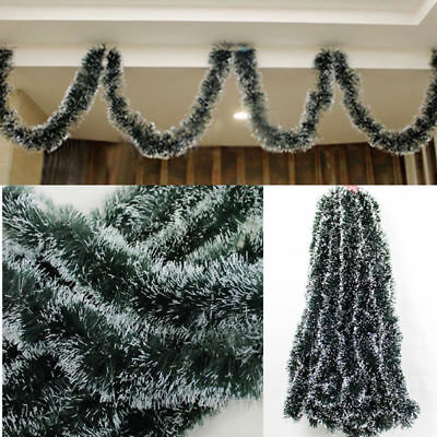 Hot Selling Dark Green Christmas Wreath 2M Garland Christmas Tree Decoration