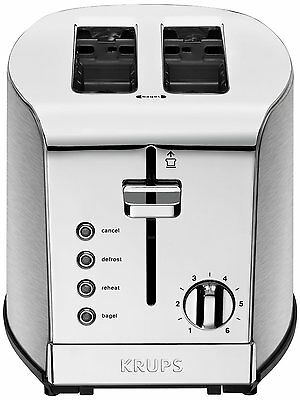Krups Yorkwell 2-slice Toaster