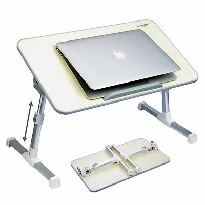Laptop Bed Tray, Portable Standing Desk