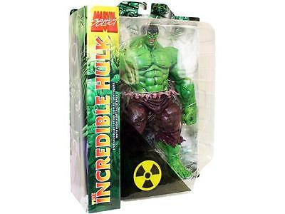"The Incredible Hulk Special Collector Edition Action Figure 10"" high"