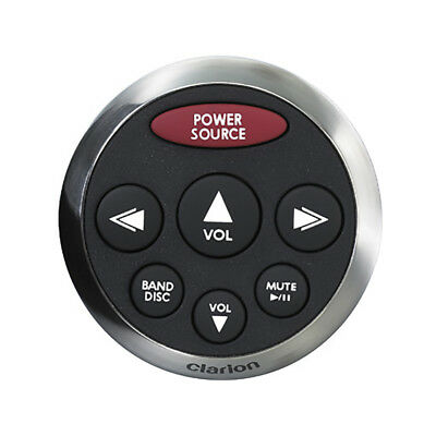 Clarion CMRC1BSS Watertight Wired Remote - No Display