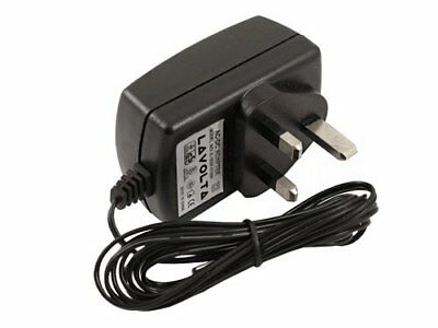 Lavolta AC Adapter for Roberts R9993 3-Band Portable Radio - Charger Power