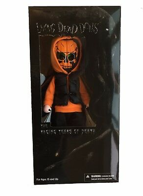Living Dead Doll Resurrection Series VIII / 8 VARIANT - Pumpkin By Mezco