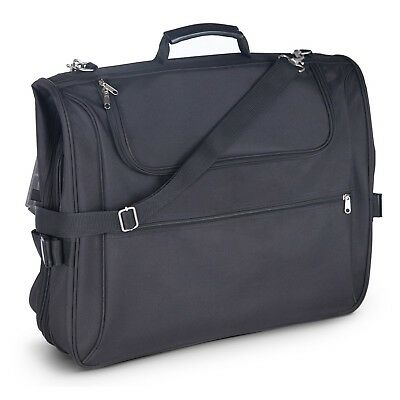 Kenley Business Luggage Travel Suit Dress Garment Bag Case Carrier Cover - up to