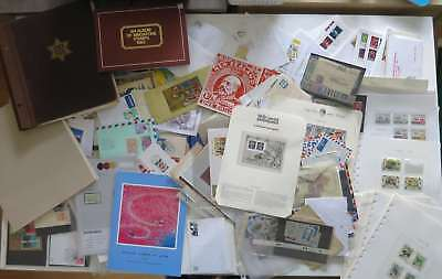 EUROPE / Monde  GRAND LOT 3,5 KG - LETTRES/TIMBRES >> TTB A TRIER ! °/bq639