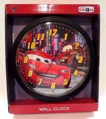 Disney Cars Wall Clock NIP