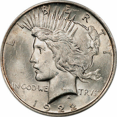 1923 Peace Silver Dollar - BU - Choice Brilliant Uncirculated (7357.q8485)