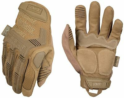 Mechanix Wear - M-Pact Coyote Gloves (Small Brown) Small