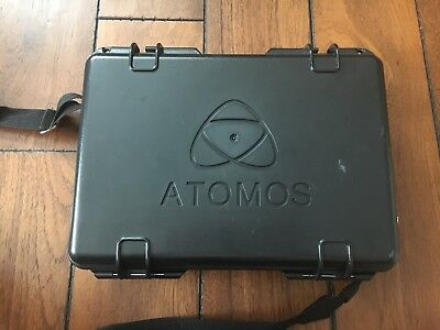 "Atomos Ninja Blade 5"" HDMI On-Camera Monitor & Recorder - USED ONCE, 2 BATTERIES"
