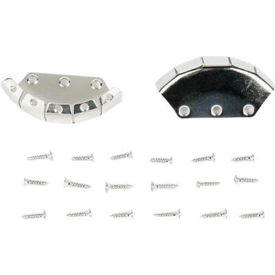 Moose Racing M1.2 Boots Replacement Toe Cap Kit Silver