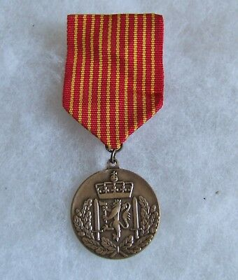 Nato, Norway Norwegian Armed Forces General Military Service Medal