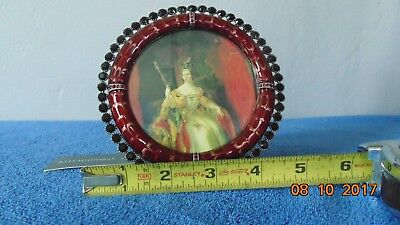 Jay Strongwater Jeweled Picture Frame