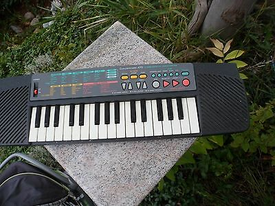 Vintage Concertmate 470 Casio SA-35 Digital Keyboard Synthesizer w/ 100 Tones