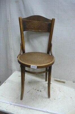 2225. Alter Bugholz Stuhl Old wooden chair