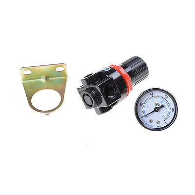 1pc AR2000 G1/4'' mini air pressure regulator air treatment Valve JX