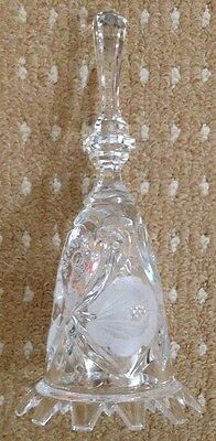 Glass Bell in Excellent Condition Ideal Gift - FREE POSTAGE