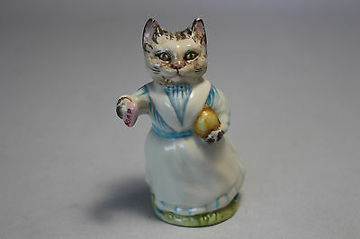 Beswick Beatrix Potter Tabitha Twitchit-1st ver, Stripped BP3a