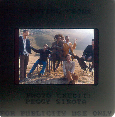 Vintage Photo 1991 Counting Crows 35mm Color Transparency Slide