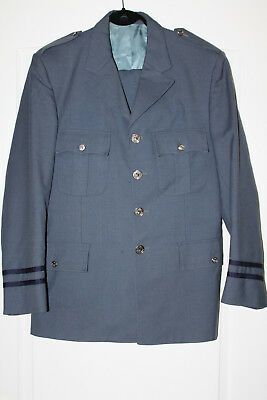 Pinkerton Uniform Jacket and Pants Labeled Age Unknown Martin &Levesque Rare VGC