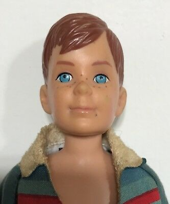 #1090 Ricky doll straight Legs 1965 Vintage Barbie Collector
