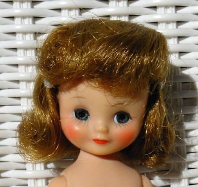 VINTAGE Betsy McCall Doll + ORIGINAL Clothes—GORGEOUS FACE & HAIR!!