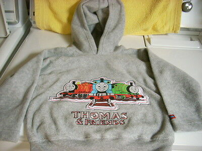 Thomas The Tank & Friends Hooded Sweatshirt ( Size 4T) Brand New!!!
