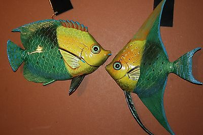 (2), Seafood Restaurant Fish Decor, Tropical Fish Wall Hangings, 106,224