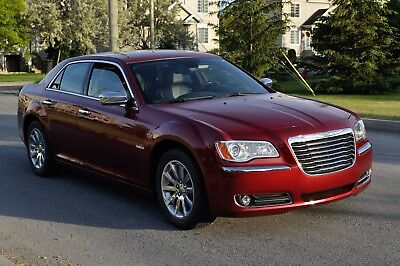 Chrysler: 300 Series C Almost new 2011 Chrysler 300 C with 52200 km. (32447 miles)