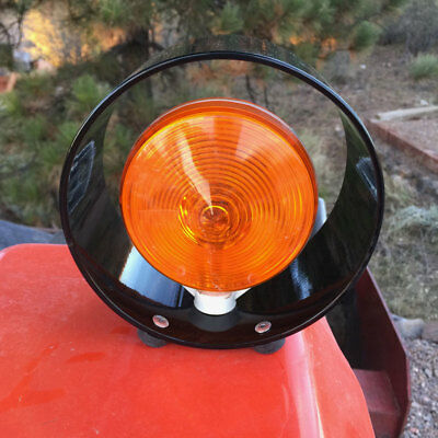 Tractor LightGuards - 1 Pair - No drilling, easy install, no wiring disconnect